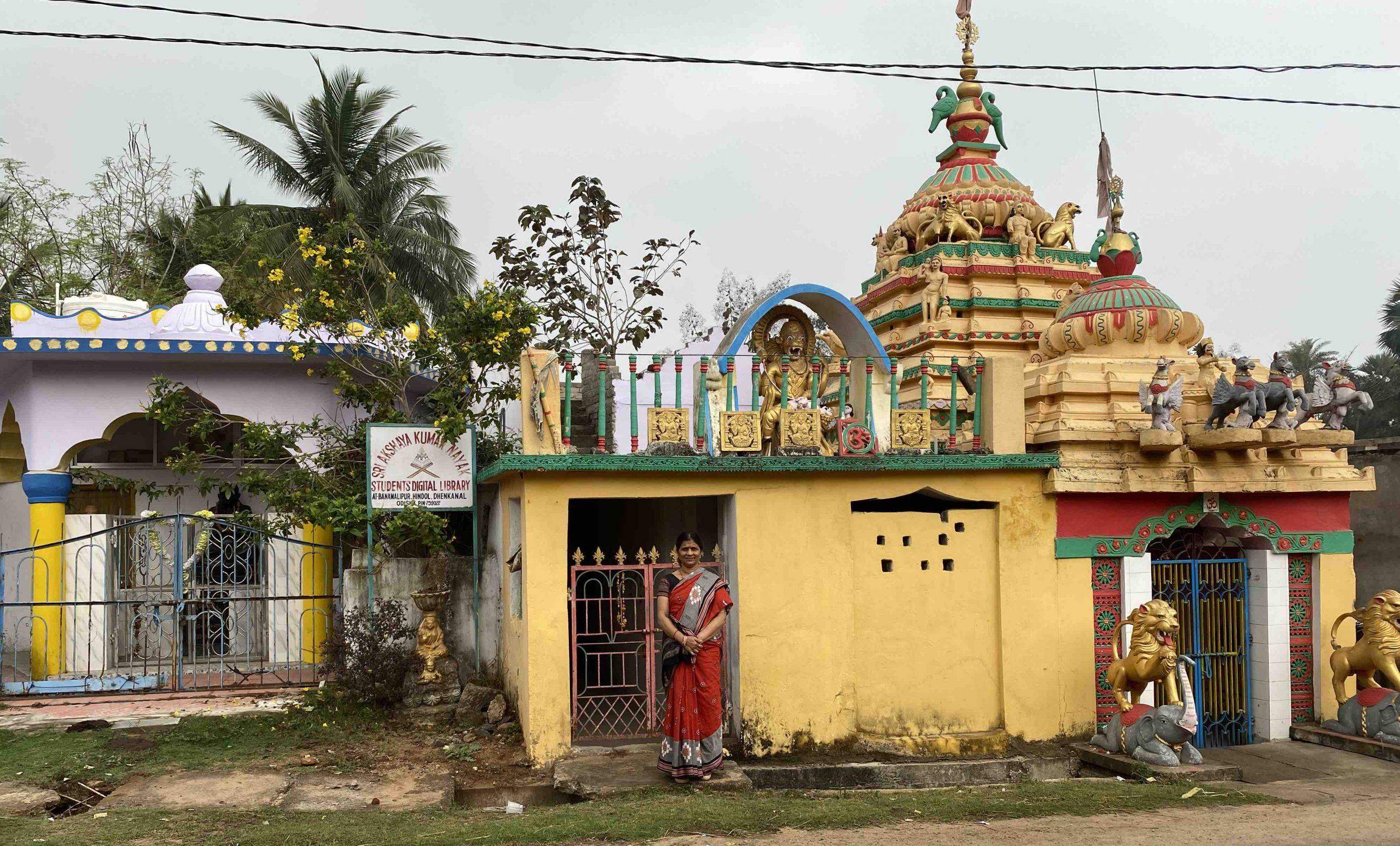 Free Prasadam with Darshan